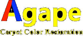 Agape Carpet Color Restoration Oklahoma City Ok